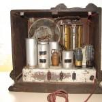 Rádió szerelvény: Standard:  Szuper 36  1934-36