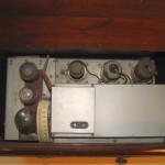 Rádió belső: Standard Rex 1930-31