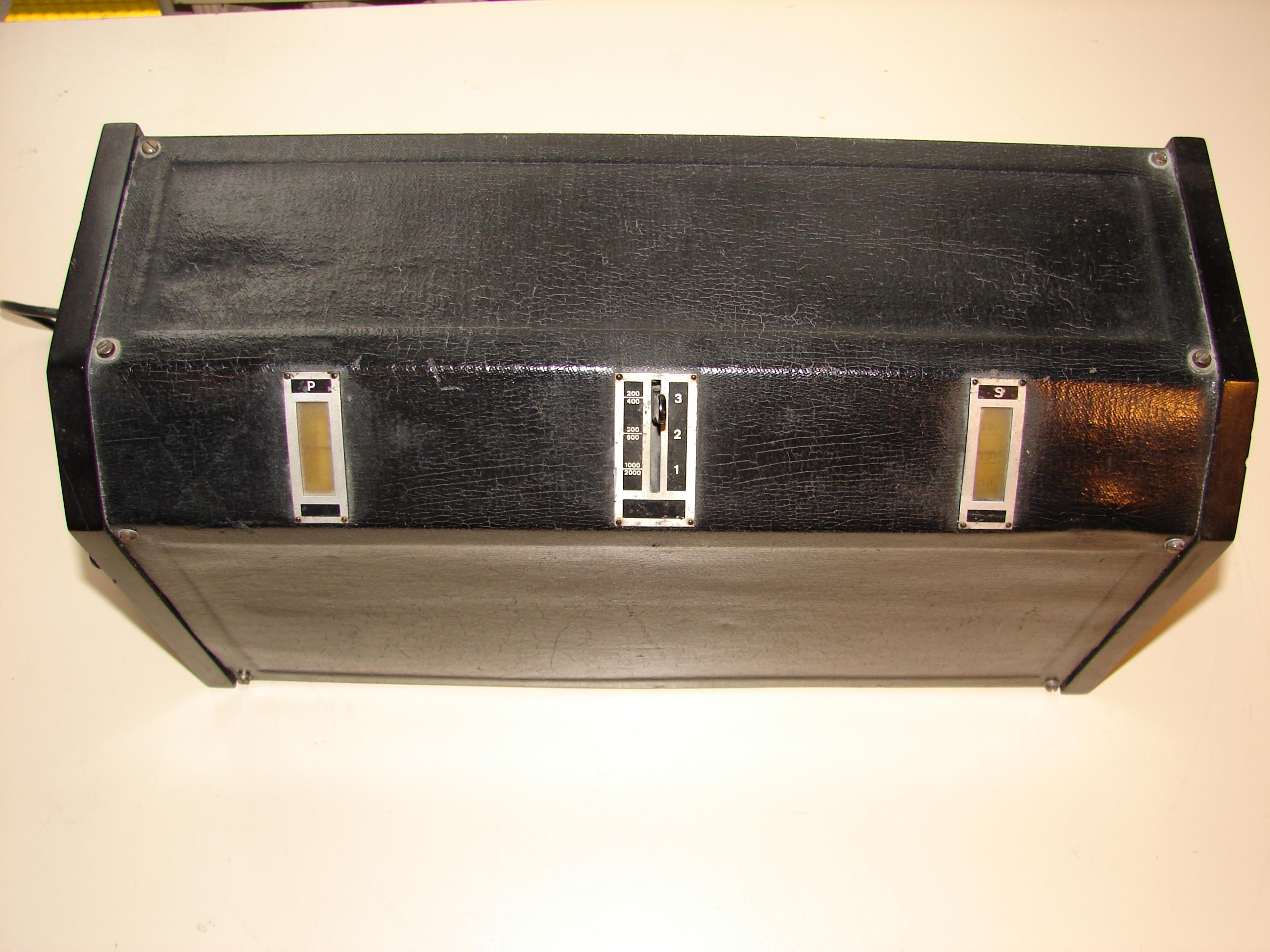 Rádió: Philips 2514  Modernvevő 1928-30