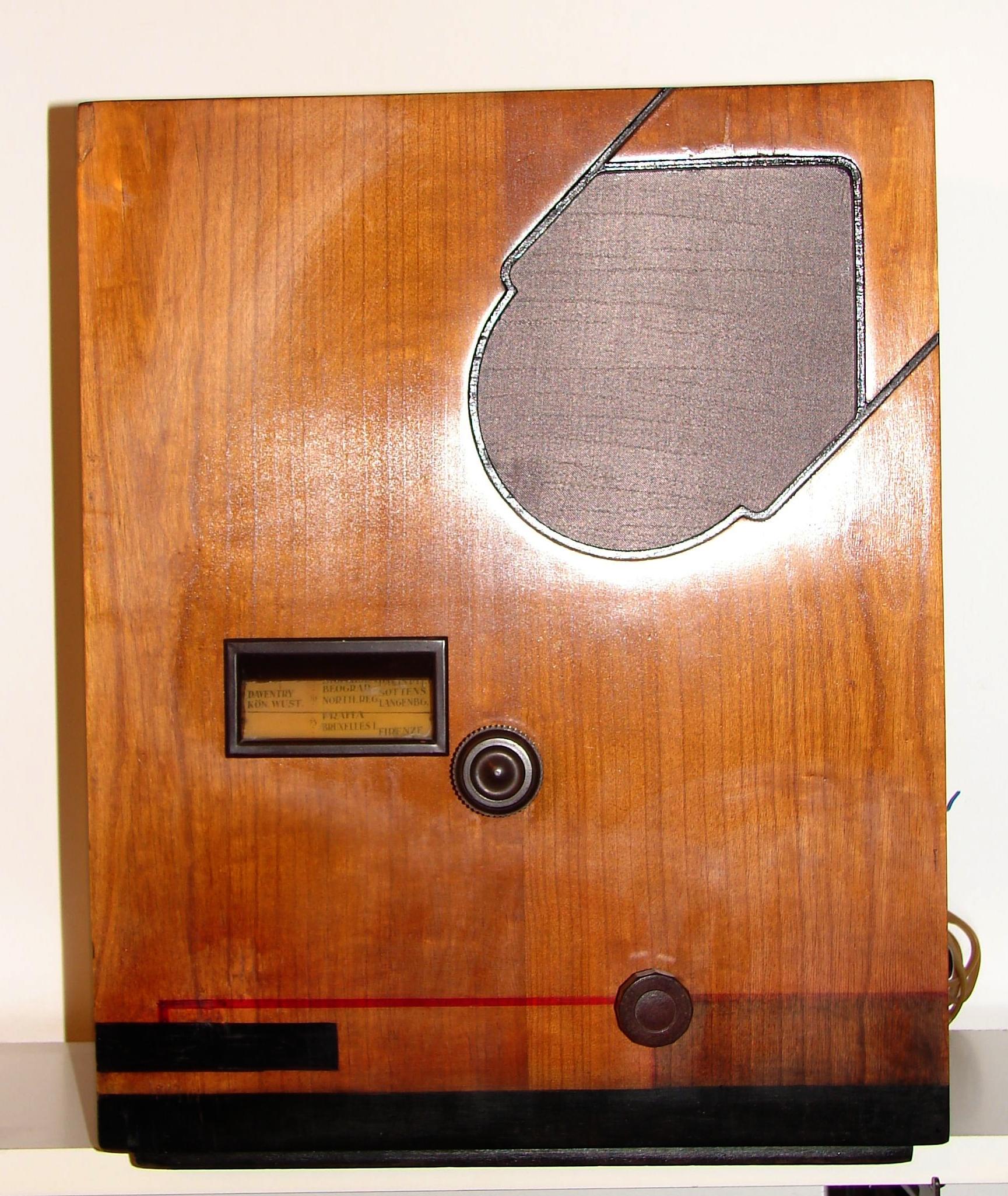 Telefongyár: Szuper Olimpikon  1932-34
