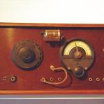 Detektoros rádió: ? 1929