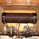 Detektoros rádió belső : ? 1929