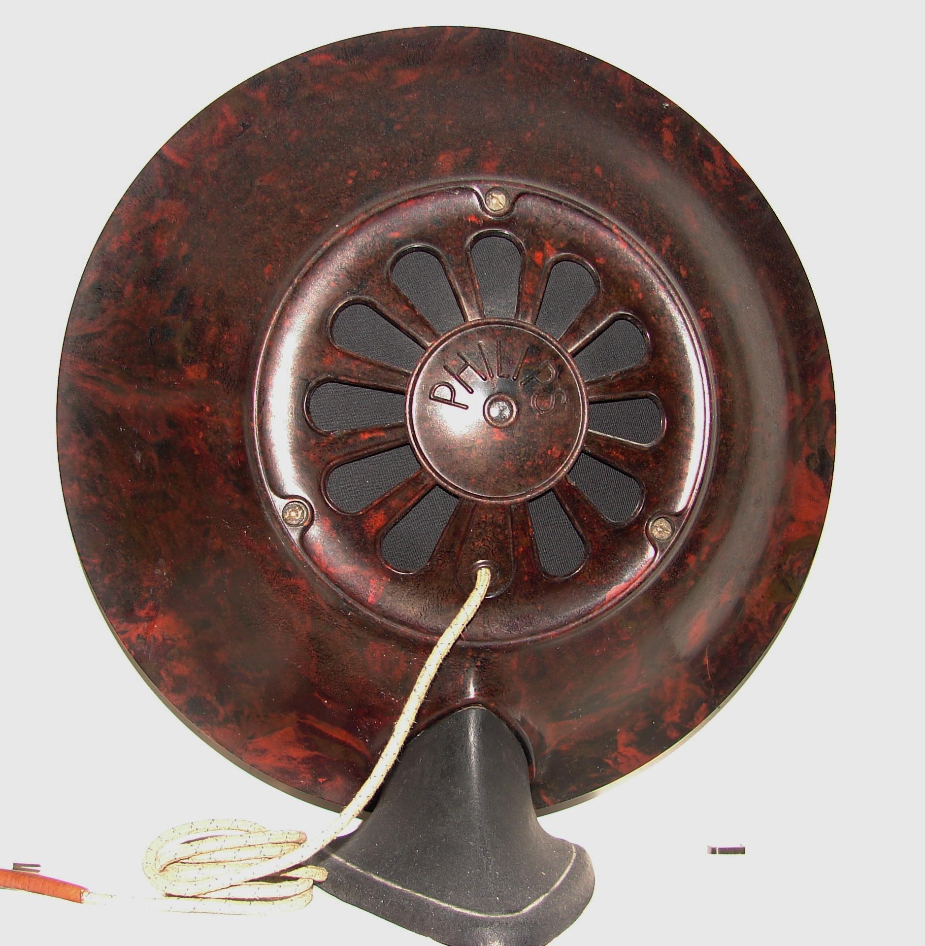 Hangszóró hátulról: Philips 2006.  1928