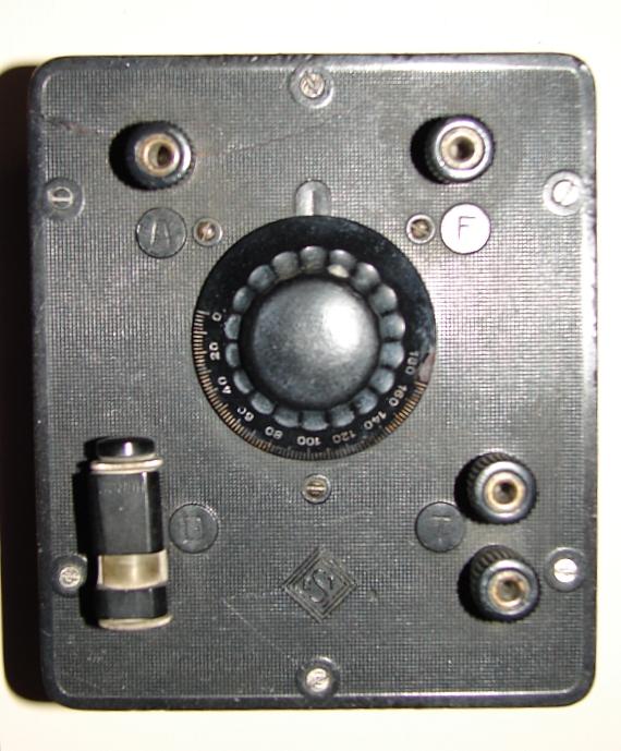 Detektoros rádió: SRT ROD4  1928-30