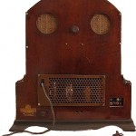 Rádió hátulról: Orion 7033  1928-30