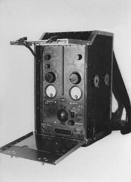 Bíbó féle járőr rádió